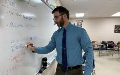 WSHS Welcomes New History Teacher to Faculty