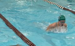 WSHS swimmers take on the county meet as the road to state draws to a close