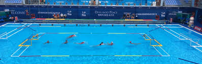 White Station High School is striving to form a water polo team. This competitive sport requires the player to swim while also performing volleyball and soccer style moves.