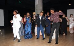Spartans dance the night away at JROTC Military Ball