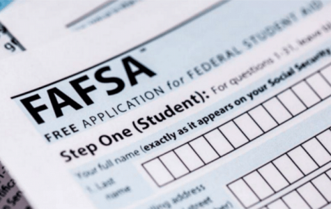 The FAFSA is a major checkpoint in a senior's application to colleges. Students need to complete its many questions to receive federal money for college.