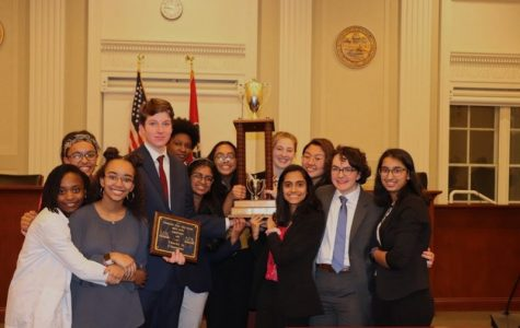 White station mock trial advances to state competitions
