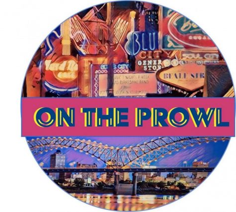 "The cover art for Robert Roaten (12) and  Rami Johnson's (12) podcast, ""On the Prowl."" The podcast focuses on local and national sports with an emphasis on basketball and football."