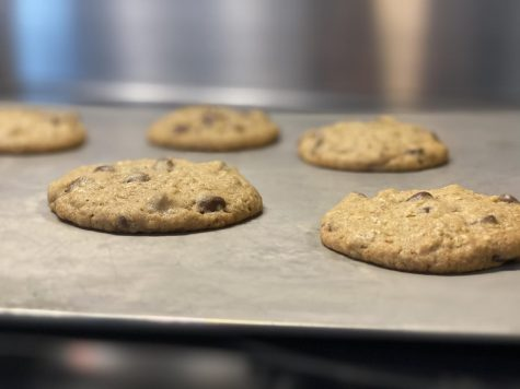 DoubleTree by Hilton released its cookie recipe, allowing everyone to enjoy them while people are staying safe at home.