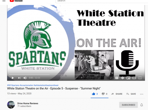 From on the stage to on the air: Spartan theatre goes to radio