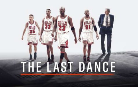 ESPN released the 10 part documentary on April 19, 2020. The sports documentary is mainly about the star's time playing for the Chicago Bulls in 1997 and 1998.
