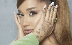 "Ariana Grande's new album ""Positions"" takes on a different vocal and production style than her previous work. A neutral/pastel color palette is highlighted in the music videos for her two singles, ""Positions"" and ""34+35""."