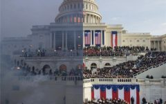 These photos, captured on the inauguration of Donald Trump and weeks before that of Joe Biden, are indicative of the nature of the criminals involved. Rather than the Capitol being a symbol of the unity and strength of the government, it has become warped into a minefield of personal agendas, hurtful rhetoric and cruelty that knows no bounds.