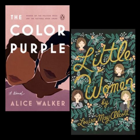 "Some AP Literature students participating in the book clubs are reading ""The Color Purple"" and ""Little Women"", while others have chosen different accredited works.The novels will prepare students for the open ended question on the AP exam."