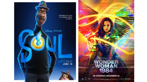 "Because of the COVID-19 pandemic, movie studios have had to adapt the way their films are released. Films are now being pushed to digital releases, with ""Soul"" being released on Disney+ and ""Wonder Woman 1984"" being released on HBO Max."