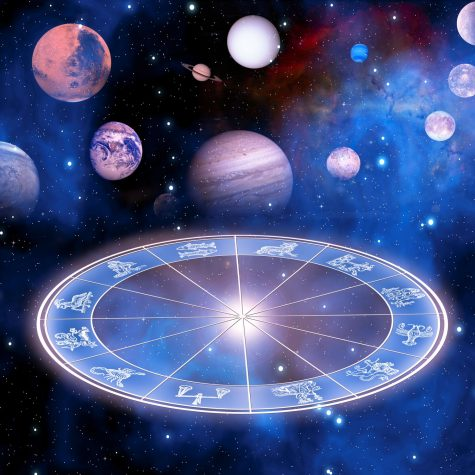 Astrology is a system that describes the effect that the placement of stars and planets at the time of a person's birth correlates to their personality. Many White Station students are fascinated with the idea of astrology.
