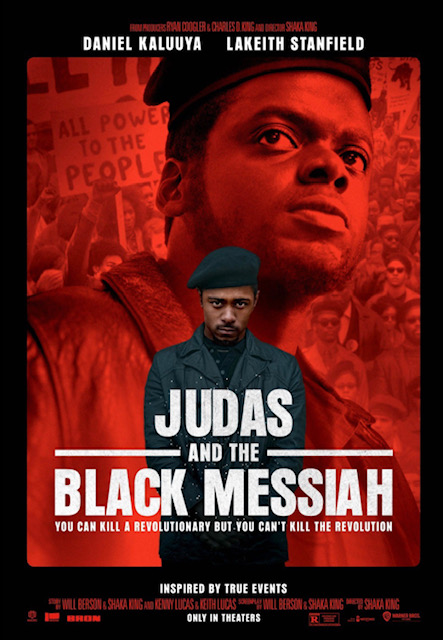 """Judas and the Black Messiah"" was released this February in theaters and on HBO Max and depicts the true story of the Black Panther Party. Lakeith Stanfield stars in this film alongside Daniel Kaluuya and several other supporting actors and actresses."