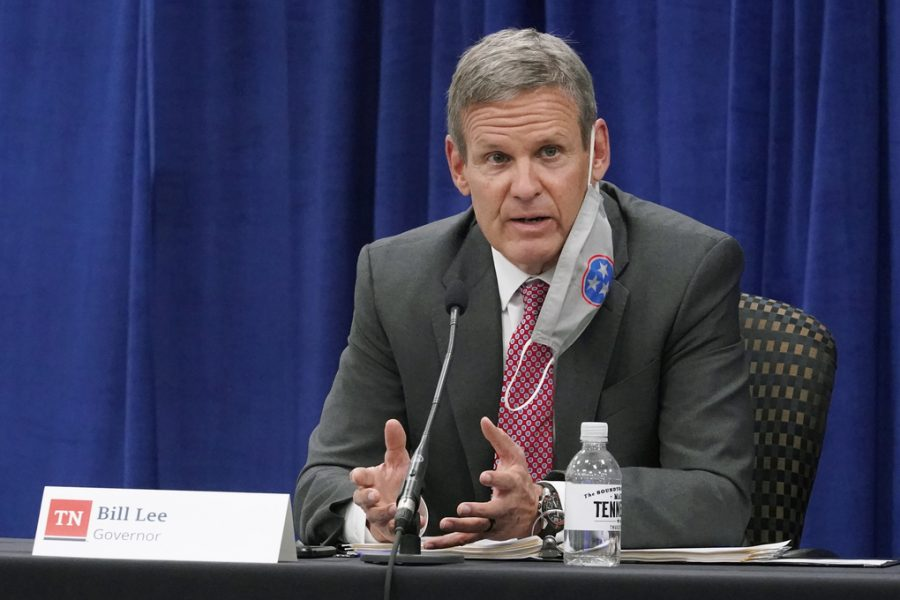 """In an attempt to promote the """"exceptionalism of our nation"""" rather than teach things that """"inherently divide,"""" Tenn. Gov. Bill Lee passes Senate Bill 623. Tennessee was among the first of Republican-controlled state legislatures to ban critical race theory from being taught in schools."""