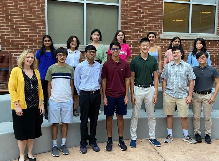 Congratulations to the 2021 National Merit Semi-finalists!
