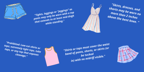 Dress codes encourage comfort and consistency